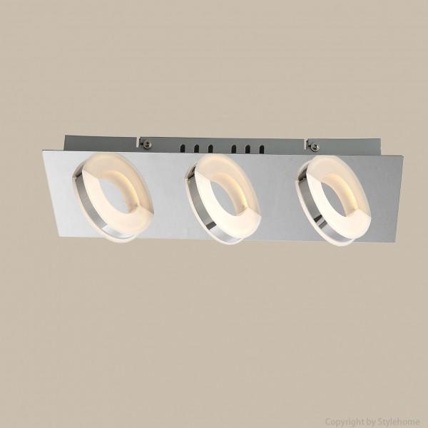 LED Deckenlampe strahler Design 3 Flammig X48060