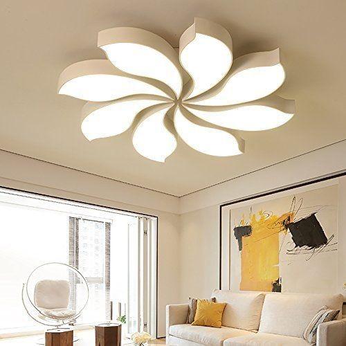 80W LED Deckenlampe Leuchte Volldimmbar mit Fernbedienung PS6903-R80