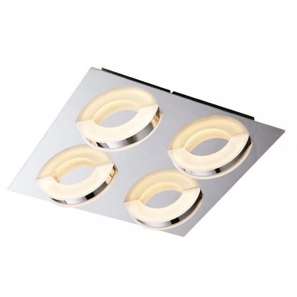 LED Deckenlampe strahler Wandlampe Design 4 Flammig X48077 B-Ware