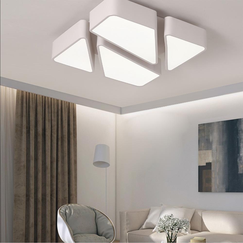 LED 48W Designer Deckenleuchte Lampe Dimmbar Fernbedienung ...