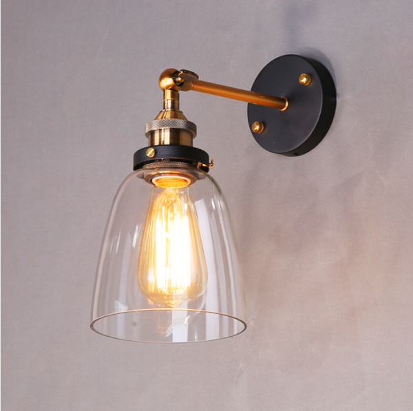40W Edison Retro Wandlampe Metall Vintage RL-W004