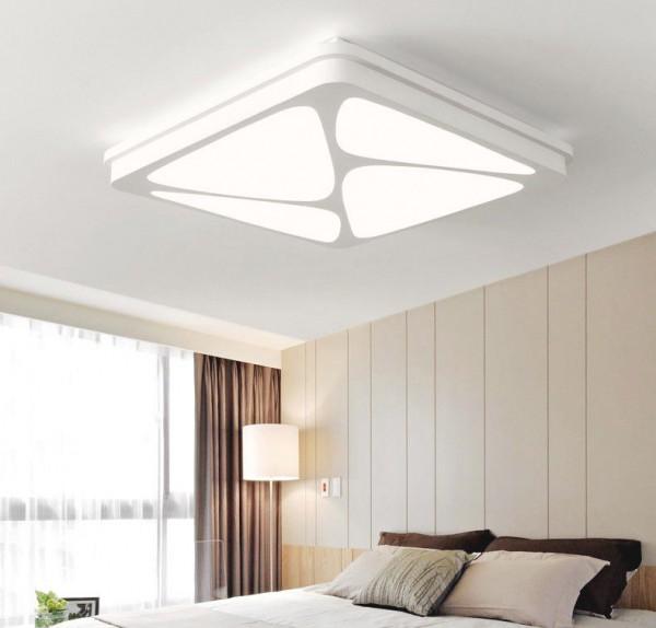 LED Deckenleuchte Küchenlampe Design 6815-30W-Dimmbar mit Fernbe