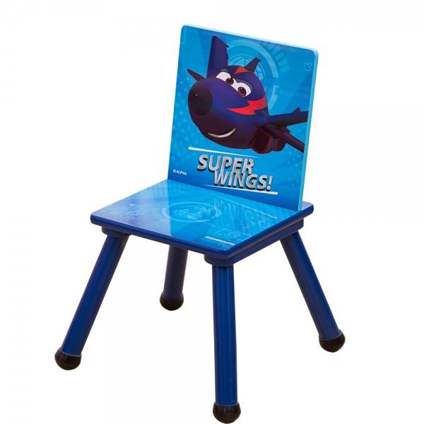 Super Wings Kinderstuhl Holzstuhl für Kinder C3DY004