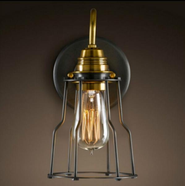 40W Edison Retro Wandlampe Metall Vintage RL-W006