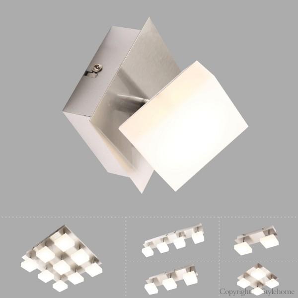 LED Deckenleuchte Spot Wandlampe SD-8138C-1C Warmweiss