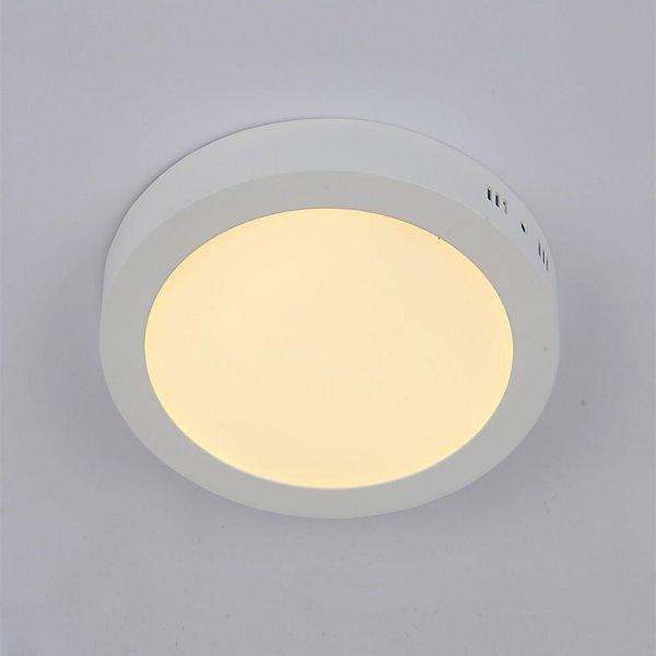 LED Deckenlampe Aufbauleuchte rund 24W Warmweiss