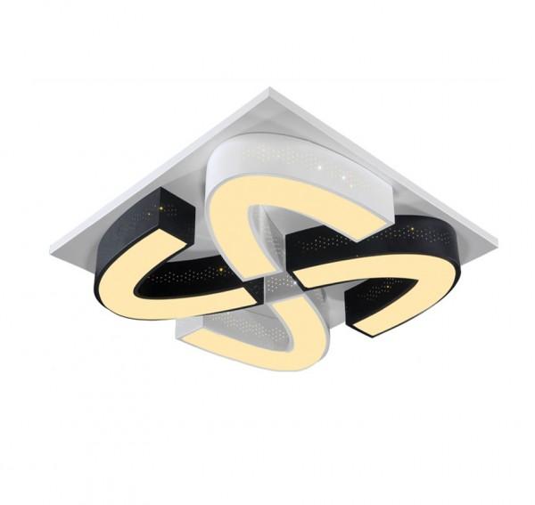 LED Design Deckenleuchte 6905-48W-Dimmbar mit Fernbedienung