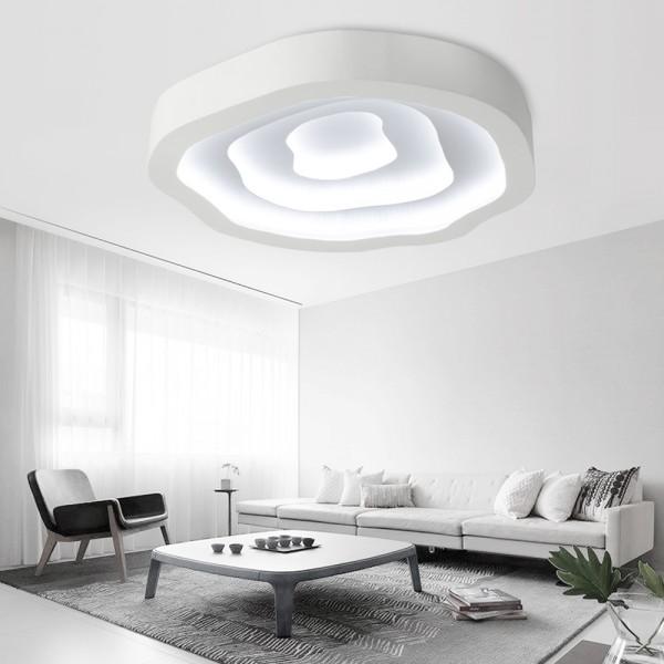 LED Deckenlampe 6810 81W Voll Dimmbar Mit Fernbedienung