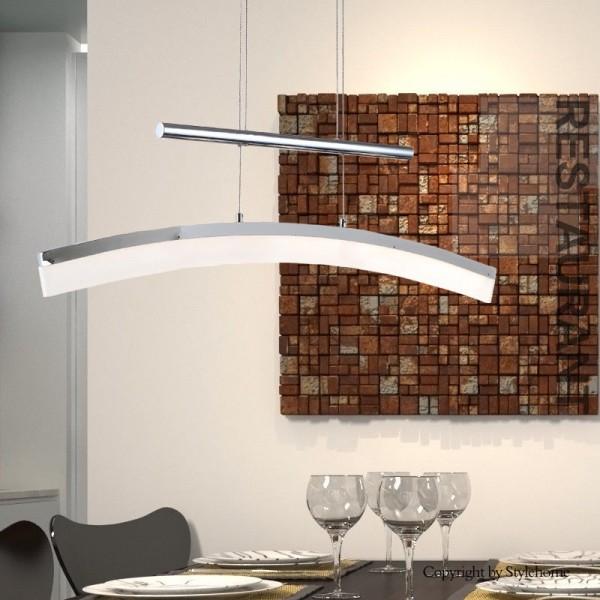 LED Hängelampe Deckenlampe 4361-01A-20W Warmweiss
