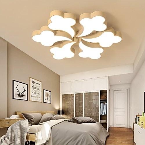 48W LED Deckenlampe Leuchte Volldimmbar mit Fernbedienung PS6929-6L