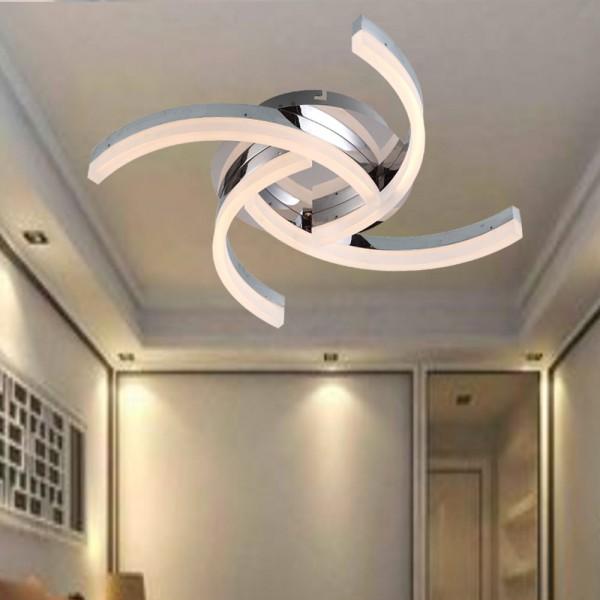 48W LED Deckenleuchte Wandleuchte Küchenleuchte 5836-04A Warmweiss