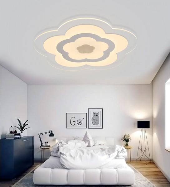 25W LED Deckenlampe 6820 ultra-dünn nicht dimmbar Warmweiss ultraflach