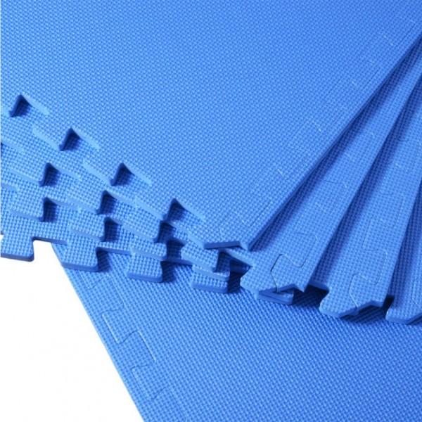 Puzzlematte Turnmatte 8tlg. blau PM-B8-606012
