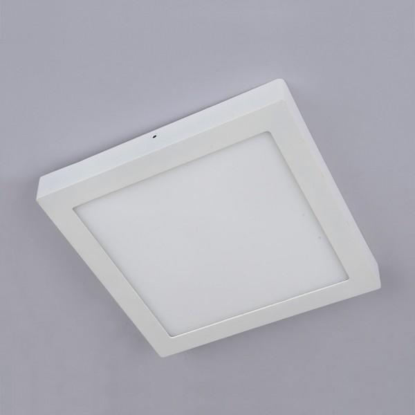 LED Deckenleuchte Küchenleuchte 24W Quadratisch