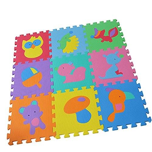 Spielmatte Puzzlematte Spielteppich SH-KPM-A1