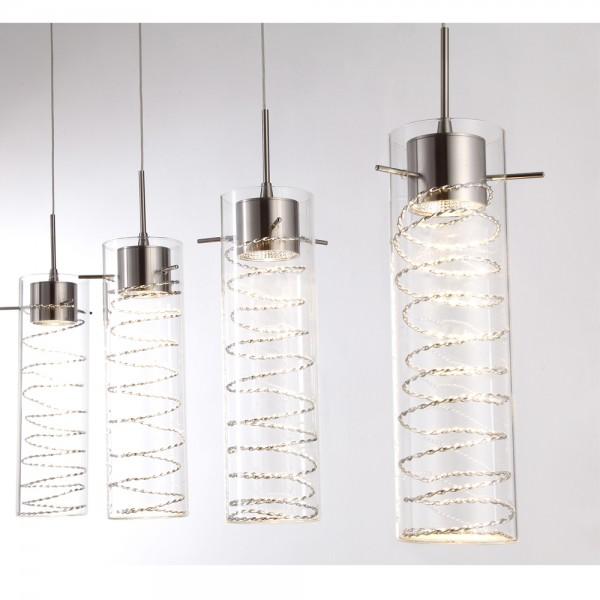 20W LED kristal Höhenverstellbar Kronleuchte 4887-04A