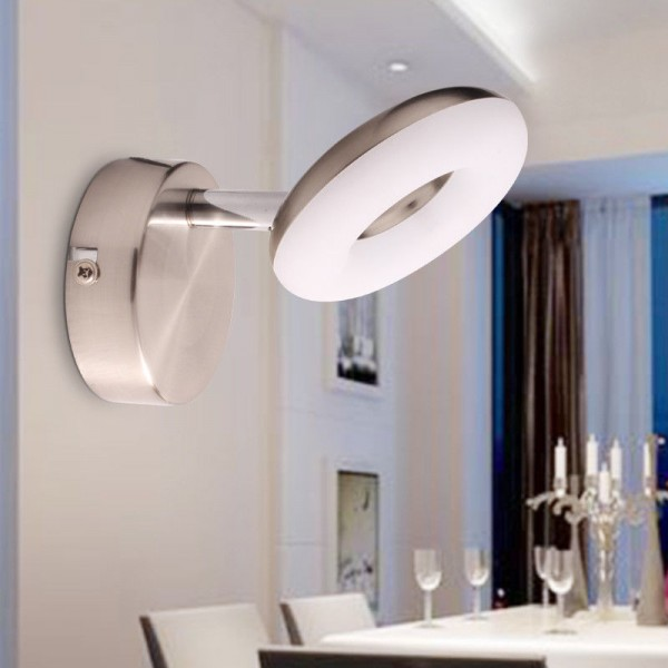 LED Deckenlampe drehbaren Spots 3035-1C-5W Warmweiss